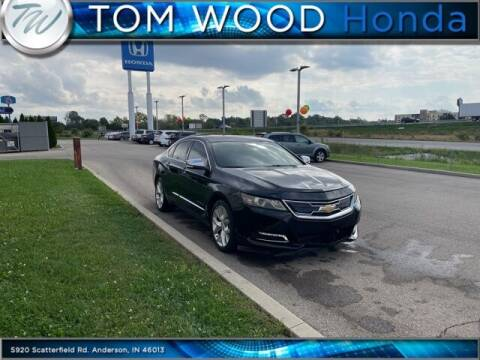2014 Chevrolet Impala for sale at Tom Wood Honda in Anderson IN