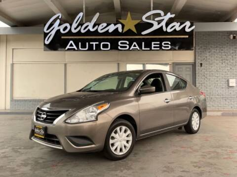 2016 Nissan Versa for sale at Golden Star Auto Sales in Sacramento CA