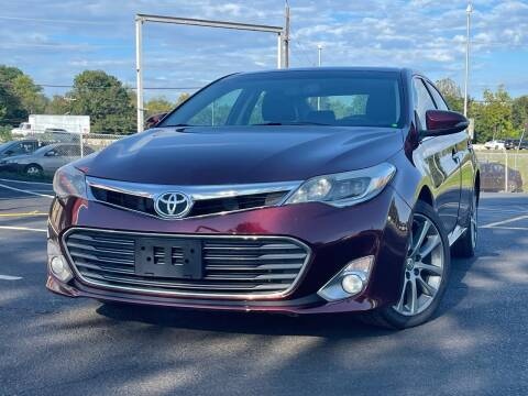 2014 Toyota Avalon for sale at MAGIC AUTO SALES in Little Ferry NJ