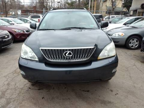 2005 Lexus RX 330 for sale at Six Brothers Auto Sales in Youngstown OH
