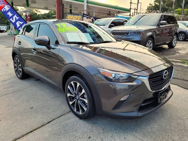2019 Mazda CX-3 for sale at LIBERTY AUTOLAND INC - LIBERTY AUTOLAND II INC in Queens Villiage NY