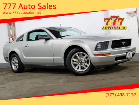2006 Ford Mustang for sale at 777 Auto Sales in Bedford Park IL
