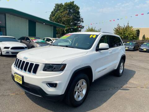 2014 Jeep Grand Cherokee for sale at TDI AUTO SALES in Boise ID