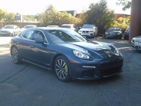 2014 Porsche Panamera for sale at AutoStar Norcross in Norcross GA
