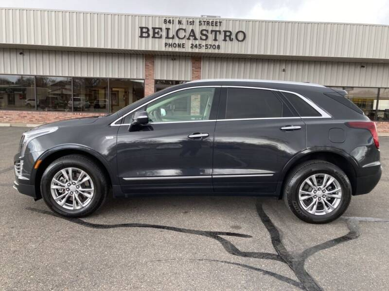2020 Cadillac XT5 for sale at Belcastro Motors in Grand Junction CO