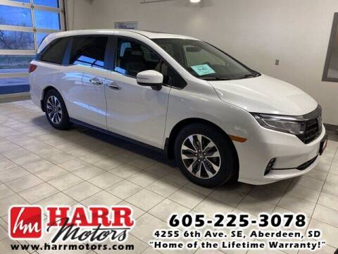 2022 Honda Odyssey for sale at Harr's Redfield Ford in Redfield SD