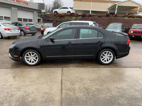 2011 Ford Fusion for sale at State Line Motors in Bristol VA