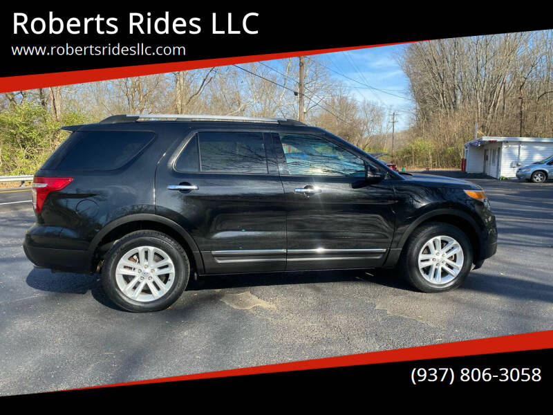 2013 Ford Explorer for sale at Roberts Rides LLC in Franklin OH
