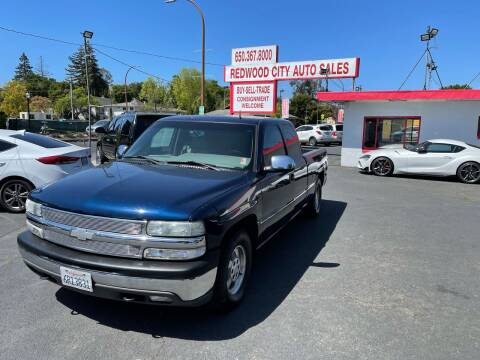 2001 Chevrolet Silverado 1500 for sale at Redwood City Auto Sales in Redwood City CA