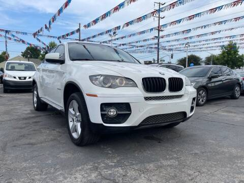 2011 BMW X6 for sale at Tristar Motors in Bell CA