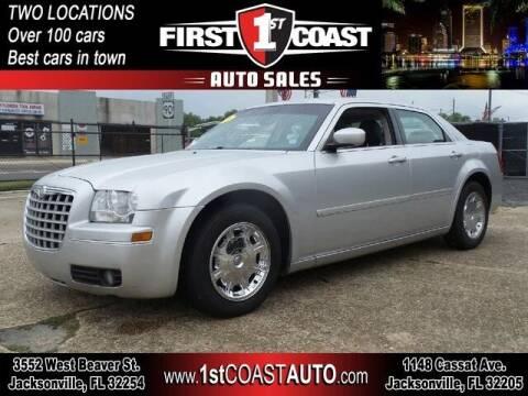 2005 Chrysler 300 for sale at 1st Coast Auto -Cassat Avenue in Jacksonville FL