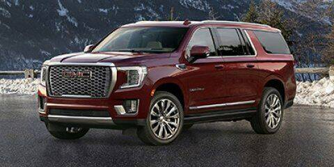 2022 GMC Yukon XL for sale at Griffin Buick GMC in Monroe NC