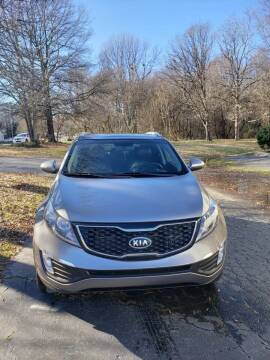 2011 Kia Sportage for sale at Speed Auto Mall in Greensboro NC