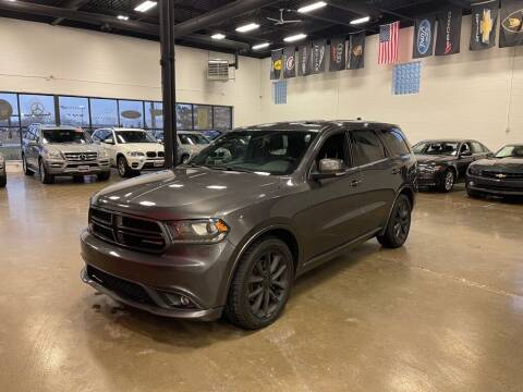 2014 Dodge Durango for sale at CarNova in Sterling Heights MI
