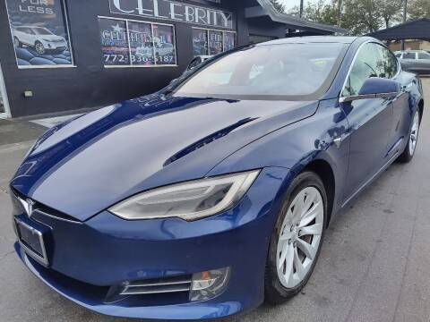 2017 Tesla Model S for sale at Celebrity Auto Sales in Port Saint Lucie FL