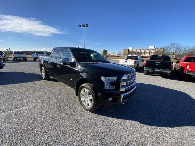 2016 Ford F-150 for sale at King Motors featuring Chris Ridenour in Martinsburg WV