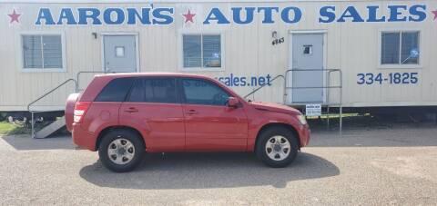 2009 Suzuki Grand Vitara for sale at Aaron's Auto Sales in Corpus Christi TX