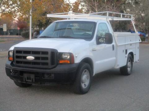 2006 Ford F-350 Super Duty for sale at General Auto Sales Corp in Sacramento CA