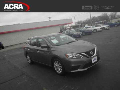 2019 Nissan Sentra for sale at BuyRight Auto in Greensburg IN