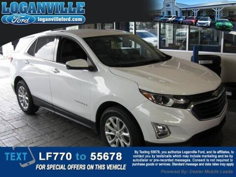2019 Chevrolet Equinox for sale at Loganville Ford in Loganville GA
