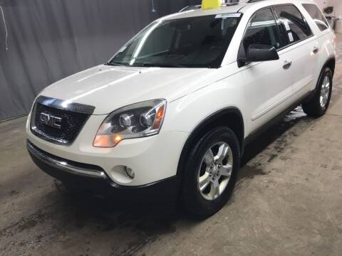2010 GMC Acadia for sale at Cj king of car loans/JJ's Best Auto Sales in Troy MI