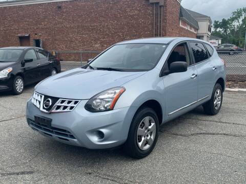 2014 Nissan Rogue Select for sale at Ludlow Auto Sales in Ludlow MA