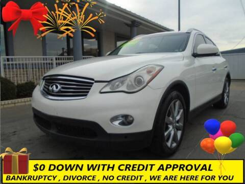 2014 Infiniti QX50 for sale at Chase Auto Credit in Oklahoma City OK