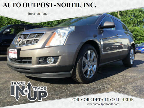 2011 Cadillac SRX for sale at Auto Outpost-North, Inc. in McHenry IL