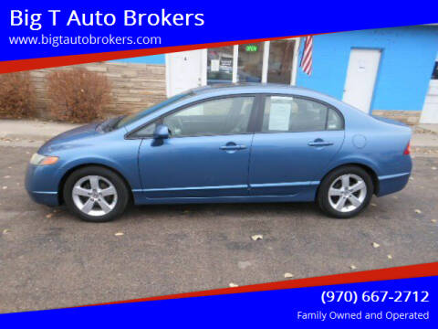 2007 Honda Civic for sale at Big T Auto Brokers in Loveland CO