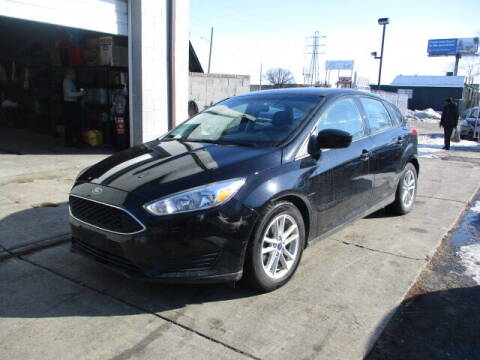 2018 Ford Focus for sale at SOUTHFIELD QUALITY CARS in Detroit MI