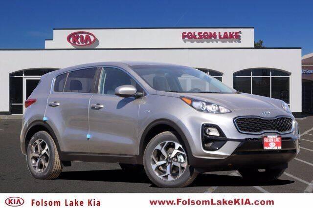 2021 Kia Sportage for sale in Folsom, CA