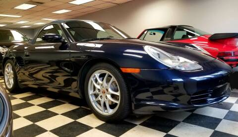 2003 Porsche Boxster for sale at Rolfs Auto Sales in Summit NJ