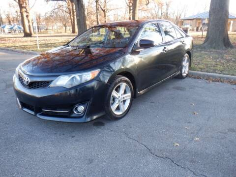 2012 Toyota Camry for sale at RENNSPORT Kansas City in Kansas City MO