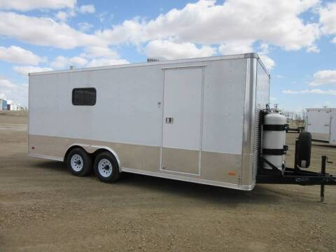 2020 MTI 8.5' X 20' for sale at Nore's Auto & Trailer Sales - Oil & Gas in Kenmare ND