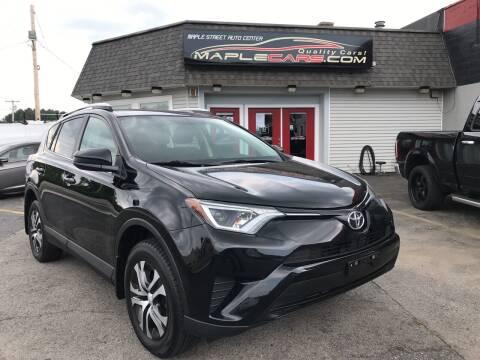2016 Toyota RAV4 for sale at Maple Street Auto Center in Marlborough MA