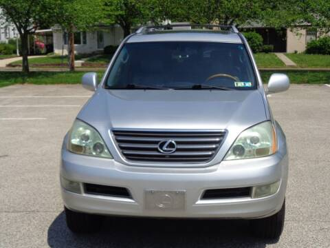 2006 Lexus GX 470 for sale at MAIN STREET MOTORS in Norristown PA