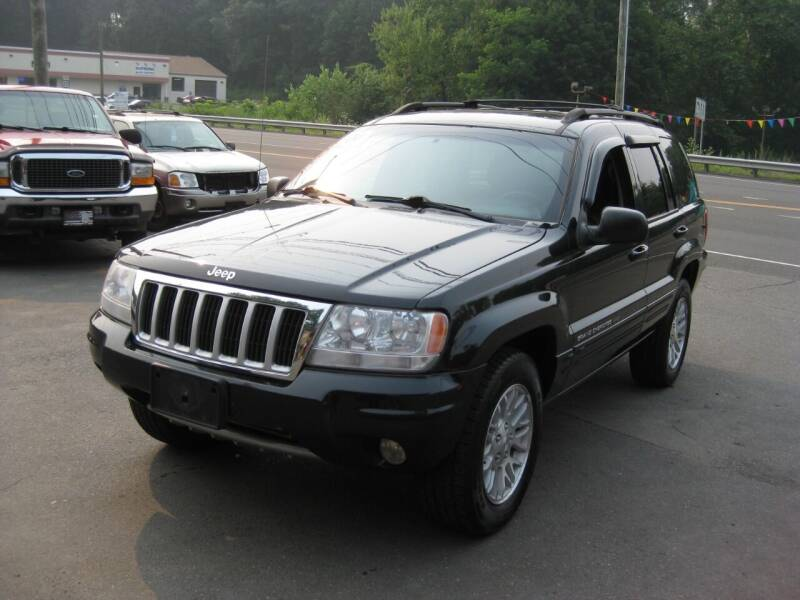 2004 Jeep Grand Cherokee for sale in Middlefield, CT