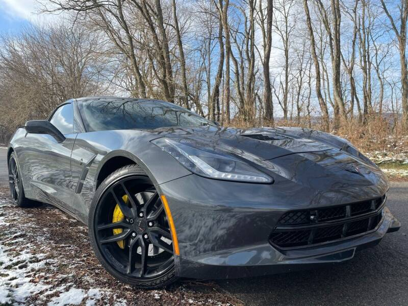 2017 Chevrolet Corvette for sale at Trocci's Auto Sales in West Pittsburg PA