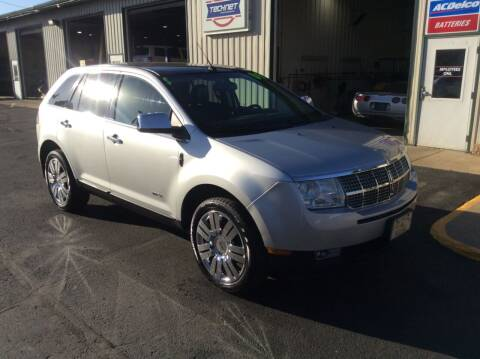 2009 Lincoln MKX for sale at TRI-STATE AUTO OUTLET CORP in Hokah MN