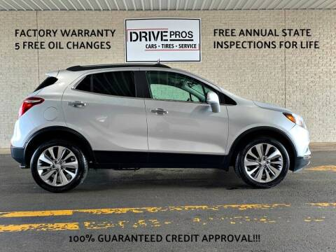 2017 Buick Encore for sale at Drive Pros in Charles Town WV