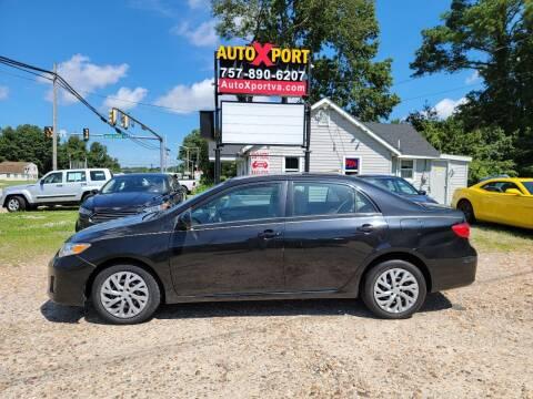 2013 Toyota Corolla for sale at Autoxport in Newport News VA