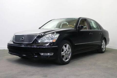 2005 Lexus LS 430 for sale at Clawson Auto Sales in Clawson MI