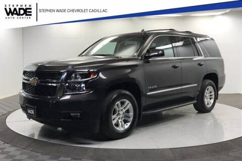 2017 Chevrolet Tahoe for sale at Stephen Wade Pre-Owned Supercenter in Saint George UT