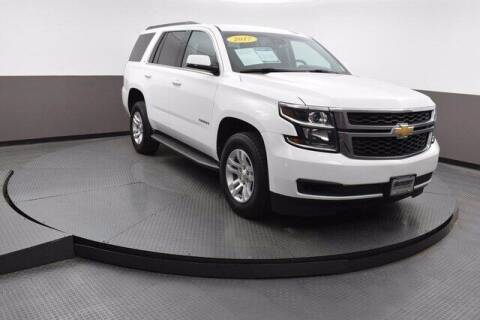 2017 Chevrolet Tahoe for sale at Hickory Used Car Superstore in Hickory NC
