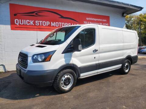 2016 Ford Transit Cargo for sale at Quick Stop Motors in Kansas City MO