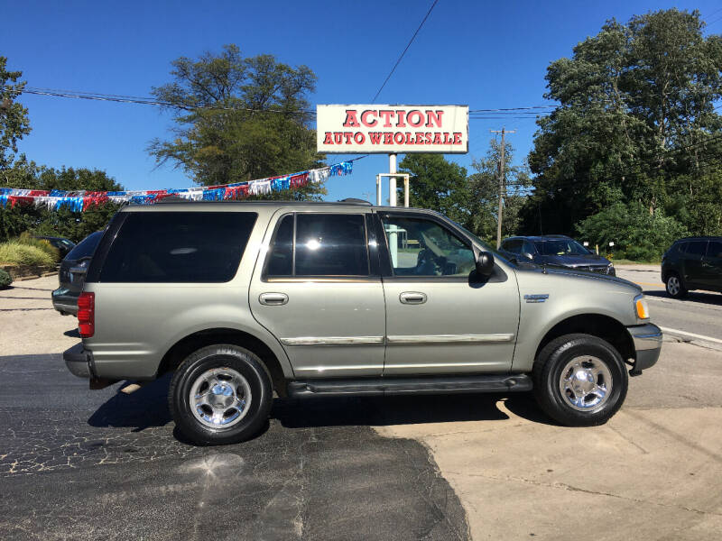 1999 Ford Expedition for sale at Action Auto Wholesale in Painesville OH