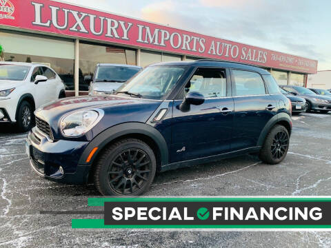 2011 MINI Cooper Countryman for sale at LUXURY IMPORTS AUTO SALES INC in North Branch MN
