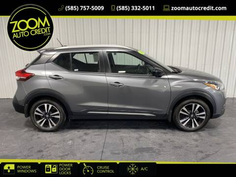 2019 Nissan Kicks for sale at ZoomAutoCredit.com in Elba NY