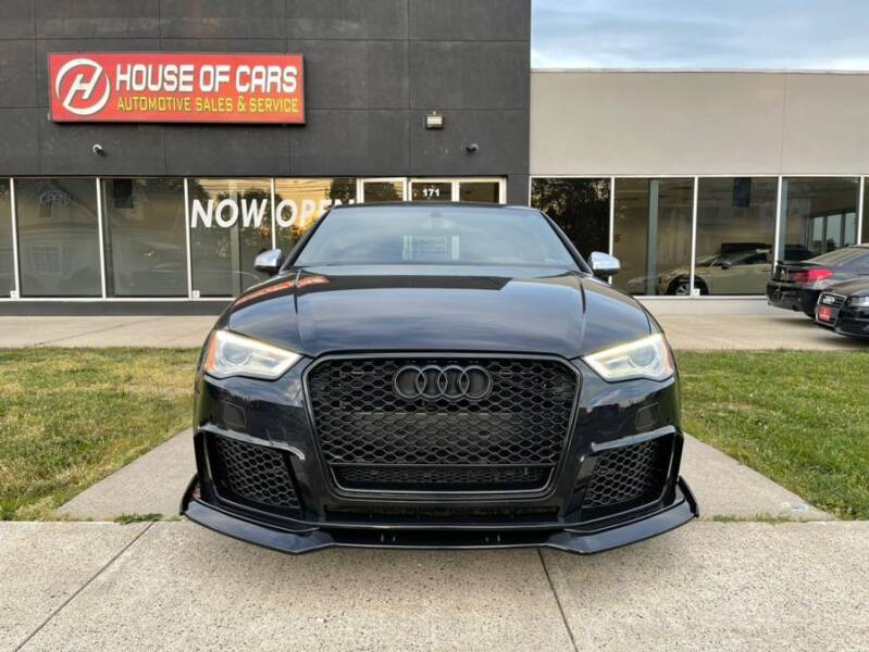 2015 Audi A3 for sale at HOUSE OF CARS CT in Meriden CT