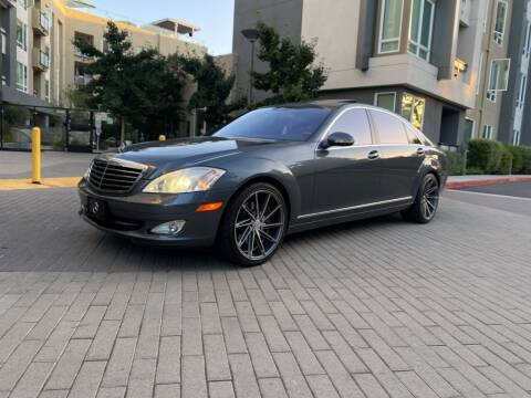 2007 Mercedes-Benz S-Class for sale at Ronnie Motors LLC in San Jose CA